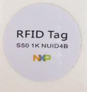 Mifare S50 1K nUID4バイト